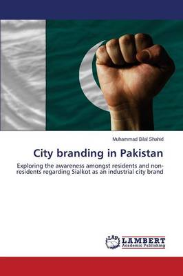 City Branding in Pakistan (Paperback)