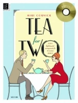 Tea for Two: UE21299: Five Lighthearted Arrangements for Piano Duet (Mixed media product)