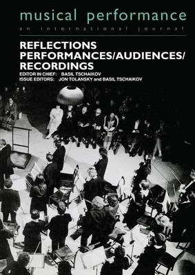 Reflections: Performers, Audiences, Recordings (Paperback)