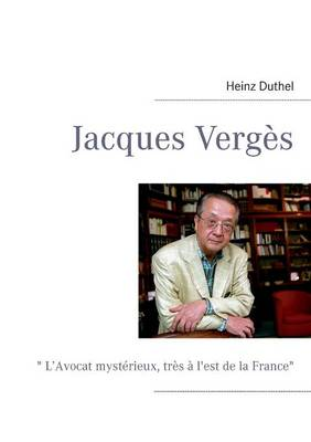Jacques Verges (Paperback)