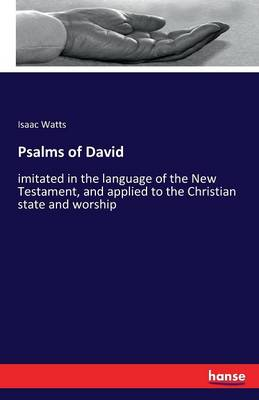 Cover Psalms of David