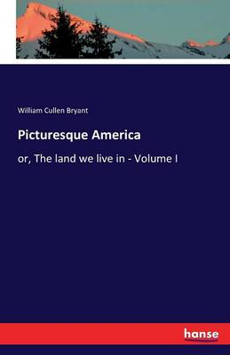 Cover Picturesque America