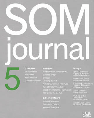 SOM Journal: No. 5 (Paperback)