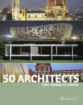 50 Architects You Should Know - You Should Know (Paperback)
