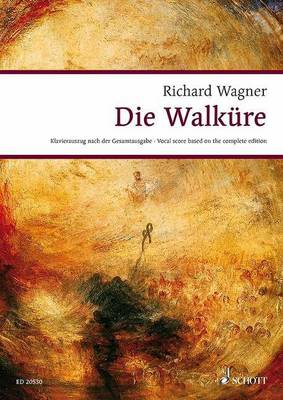 Die Walkure: Der Ring des Nibelungen - Wagner Urtext Piano/vocal Scores (Sheet music)