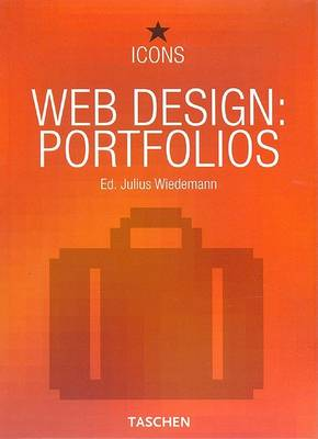 Web Design: Best Portfolios - Icons Series (Paperback)