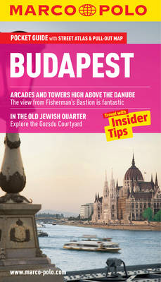 Budapest Marco Polo Guide - Marco Polo Travel Guides (Paperback)