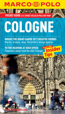 Cologne Marco Polo Guide - Marco Polo Travel Guides (Paperback)