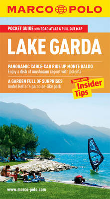 Lake Garda Marco Polo Guide - Marco Polo Travel Guides (Paperback)