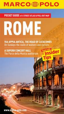 Rome Marco Polo Guide - Marco Polo Travel Guides (Paperback)