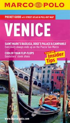 Venice Marco Polo Guide - Marco Polo Travel Guides (Paperback)