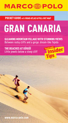 Gran Canaria Marco Polo Pocket Guide - Marco Polo Travel Guides (Paperback)