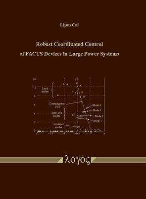 Robust Coordinated Control of Facts Devices in Large Power Systems (Hardback)