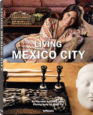 Living Mexico City (Hardback)