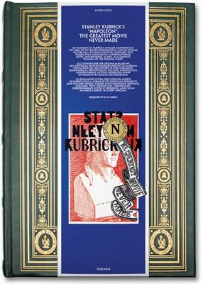 Stanley Kubrick's Napoleon: The Greatest Movie Never Made (Hardback)