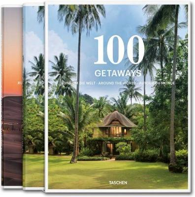 100 Getaways Around the World (Hardback)