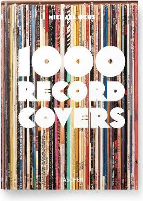 1000 Record Covers (Hardback)