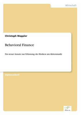 Behavioral Finance (Paperback)