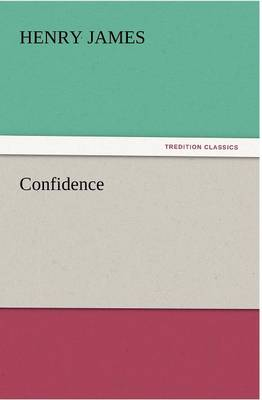 Confidence (Paperback)