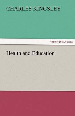 Health and Education (Paperback)
