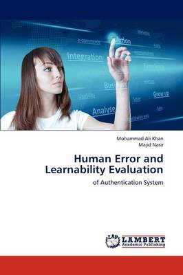 Human Error and Learnability Evaluation (Paperback)
