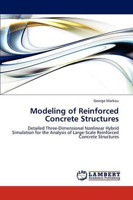 Modeling of Reinforced Concrete Structures (Paperback)