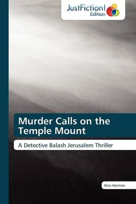 Murder Calls on the Temple Mount (Paperback)