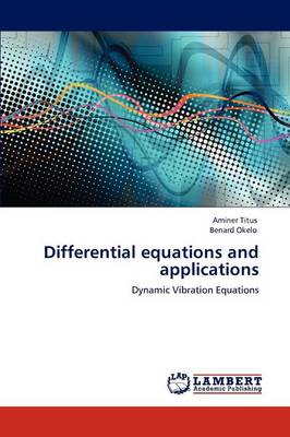 Differential Equations and Applications (Paperback)