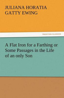 A Flat Iron for a Farthing or Some Passages in the Life of an Only Son (Paperback)