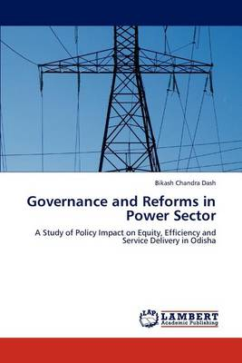 Governance and Reforms in Power Sector (Paperback)