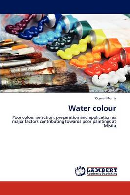 Water Colour (Paperback)