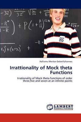 Irrattionality of Mock Theta Functions (Paperback)