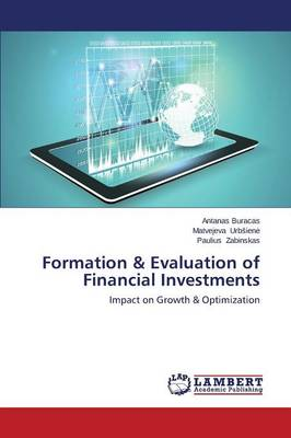 Formation & Evaluation of Financial Investments (Paperback)