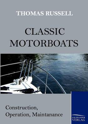 Classic Motorboats (Paperback)
