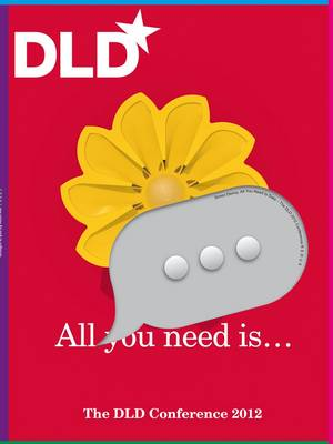 Simon Denny - All You Need is Data: The DLD 2012 Conference Redux (Paperback)