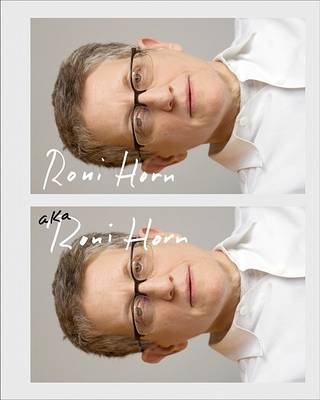 Roni Horn AKA Roni Horn: 224pages with 125 Color Plates v. 1 (Hardback)