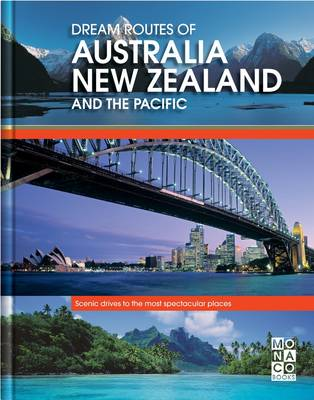 Dream Routes of Australia and New Zealand - Dream Routes (Hardback)