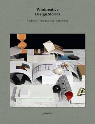 Winkreative Design Stories: A Global View on Branding, DEsign and Publishing (Hardback)