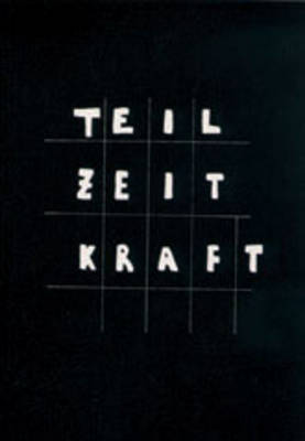 Peter Piller: Teilzeitkraft (Paperback)