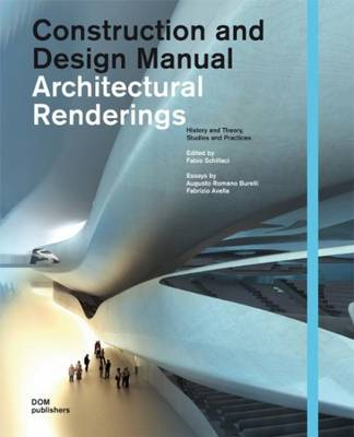Design Manual: Architectural Renderings (Hardback)
