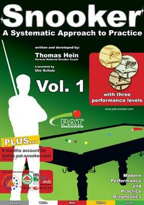 Snooker - A Systematic Approach to Practice: v. 1 (Book)