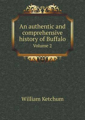An Authentic and Comprehensive History of Buffalo Volume 2 (Paperback)