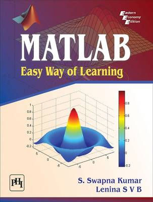 Cover MATLAB: Easy Way of Learning