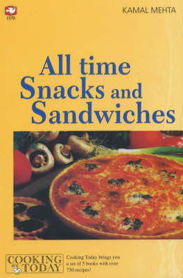 All Time Snacks and Sandwiches (Paperback)
