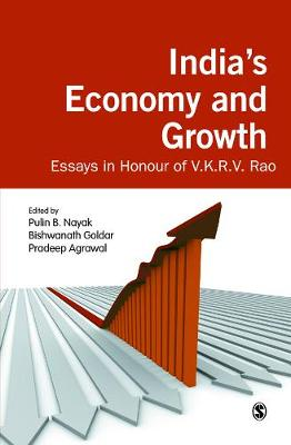 India's Economy and Growth: Essays in Honour of V. K. R. V. Rao (Hardback)