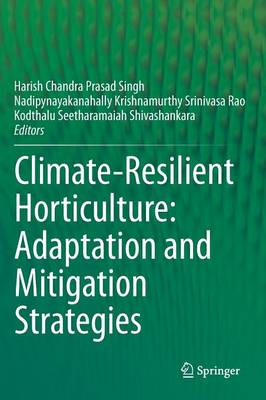 Climate-Resilient Horticulture: Adaptation and Migration Strategies (Hardback)