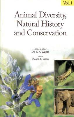 Animal Diversity, Natural History and Conservation (Hardback)