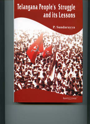 Telangana People's Struggle and Its Lessons (Paperback)