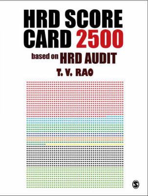 HRD Score Card 2500: Based on HRD Audit - Response Books (Paperback)