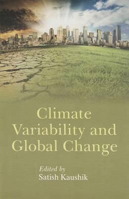 Climate variability and global change (Hardback)